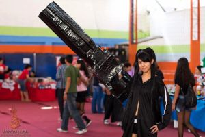 Black Rock Shooter Cosplay by JNCosplayers