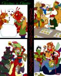 Crazy Chaotic Decorating Party by HosekiDragon