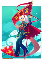 [CLOSED] Set price adopt - Standard-bearer by visualkid-adopts