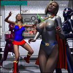 Kryptonian Takedown by LordSnot
