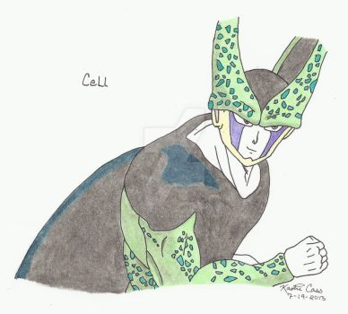Cell by Kaotic-Cass