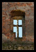 Window To The Non-Existing Castle by skarzynscy