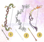 Weapon Adoption 03 CLOSED by Forged-Artifacts