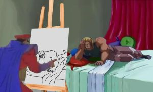 Leet Fighters: Art Session by ShadBad88