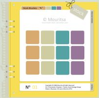 Stock Pack Template by iMouritsa