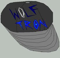 WolfTron Cap by WolfTron