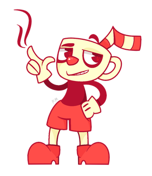 ~Cuphead~ by MiaMinks