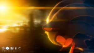 Epic Sonic Wallpaper by mateus2014