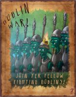 Jig the goblin in Goblin War by Hyptosis