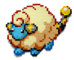 #179 - Mareep by Aenea-Jones