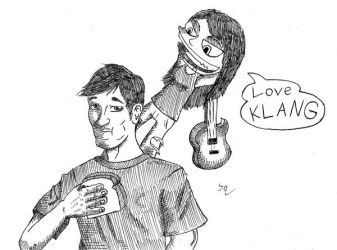 The Love Klang by squible