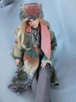 Sweet dreams - handmade outfit for Tonner doll by Bussardelka
