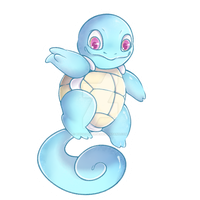 007 - Squirtle by RuizaUniverse
