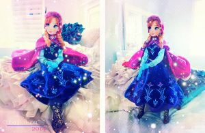 Princess Anna by CubaylaLuna