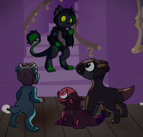 [GreymoorEscapeW1] - Mansion Meeting by Frozen--Star