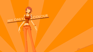 Orange by Soulsavior42