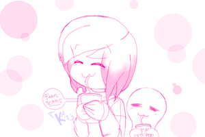 Happy Anniversary Glitchtale! by Jam-Kaz