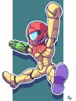 Samus YAY by Picoid-DX