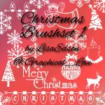 Xmas stuff - PS7 and imagepack by lisaedson