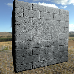 Bloodwych Wall Preview by loveablemoggy