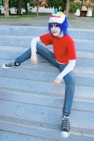 Gorillaz: Overload by SugarBunnyCosplay