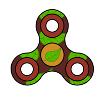Mom's fidget spinner by MidNightFlyer53