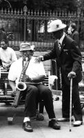 New Orleans Jazz by ladymoonglo