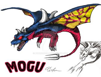 Mogu_Final Form by Fourgreen