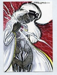 classic storm card by TomKellyART
