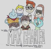 Max Charles Tribute by CelmationPrince