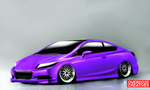 Honda Civic Premium by OverdozeCreatives