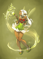 Eniripsa For wakfu mmorpg by xa-xa-xa
