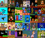 Video Game Collection by Hankola