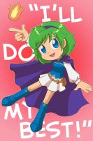 FE: Chibi Nino by Card-Queen