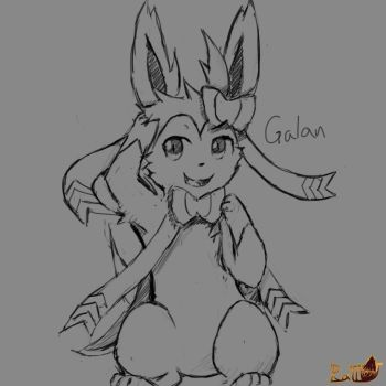 Galan Sketch by Coffee-Ratteu