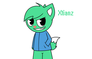 Xtianz by Sky-Noobster