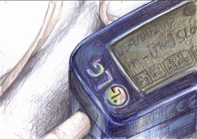 MP3 Player by Kampfkewob
