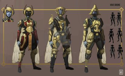Hive Scout by KevinLamConcepts
