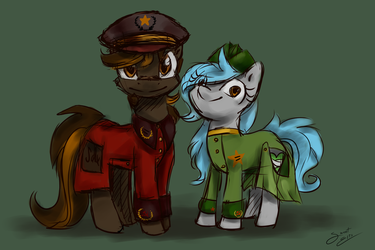 New uniforms by ElisDoominika