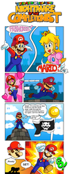 SM 3D Land Comics: Nightmare of the Completionist by Kopejo