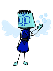 Clive but he is Lapis by Stephers101