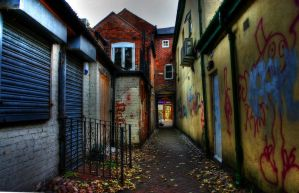 Back Alley. by jon3782001