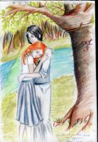 Sev and Lily by phEnYA