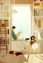 Book warm. by PascalCampion