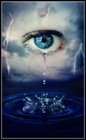 Tears of Time:Eye of the Storm by tristefleur