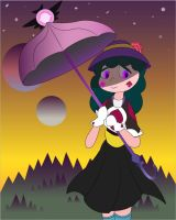SVTFOE: Eclipsa Young queen of darkness by Gakriele-lvs