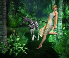 The Jungle Queen by Lil-Mz