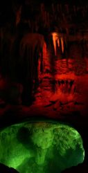 Kingdoms of the Night Cave 2 by misterjakal