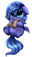 Dont Cry Luna by pridark