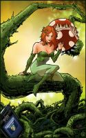 Poison Ivy by AndrewKwan